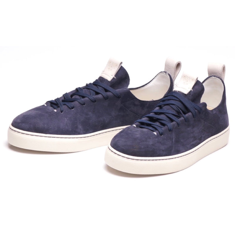 Modello 1 Baltic Blue Kudu Reverse Sneakers