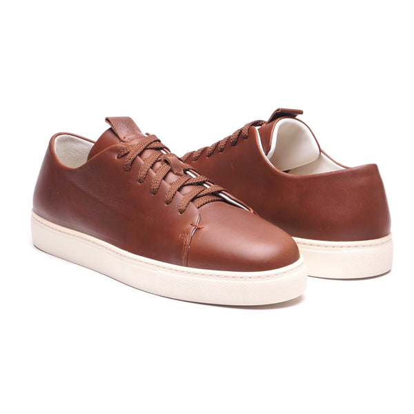 Modello 2 Brown Cowhide Sneakers