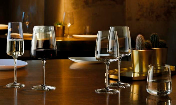 Nexo Rosso Wine Glass - (Set of 6)