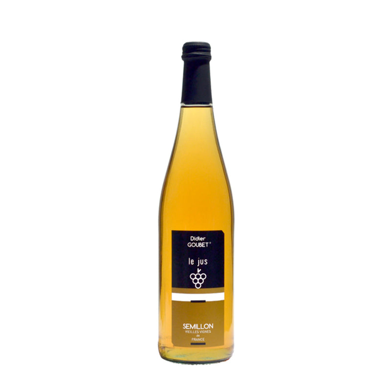 ORGANIC GRAPE JUICE SEMILLON 750ml