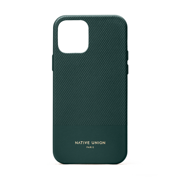 CLIC HERITAGE (IPHONE 12 PRO MAX) -  Dark Green
