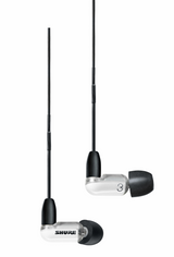 AONIC 3 Sound Isolating™ Earphones (White)