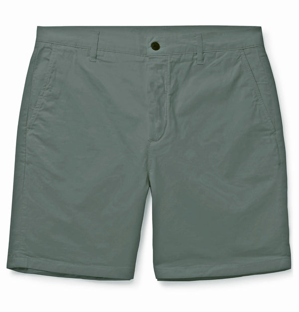 Olive Cotton Shorts (Made to Order)