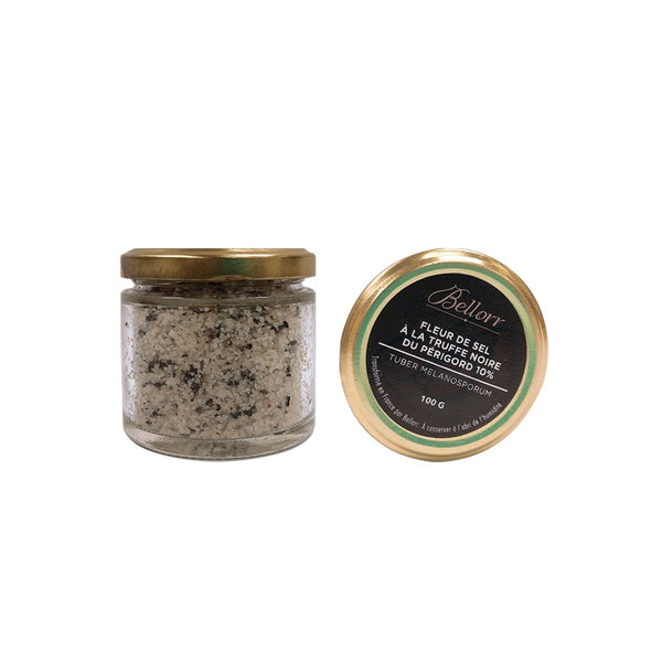 BLACK TRUFFLE SALT - 100g