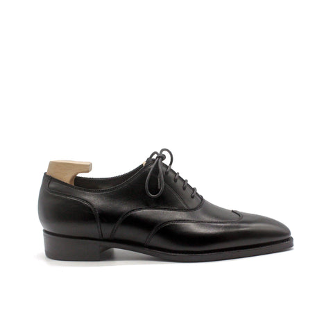 GAZIANO & GIRLING - CONNAUGHT - BLACK CALF -