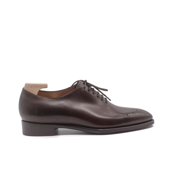 Grant Vintage Oak Calf Wholecut Oxfords