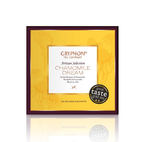 Tea Sachet Chamomile Dream 20's