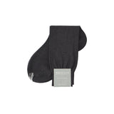 Charcoal Grey Mid Calf Socks