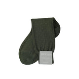 Bresciani for KEVIN SEAH - Mid Calf (Green / Khaki Polka Dot)