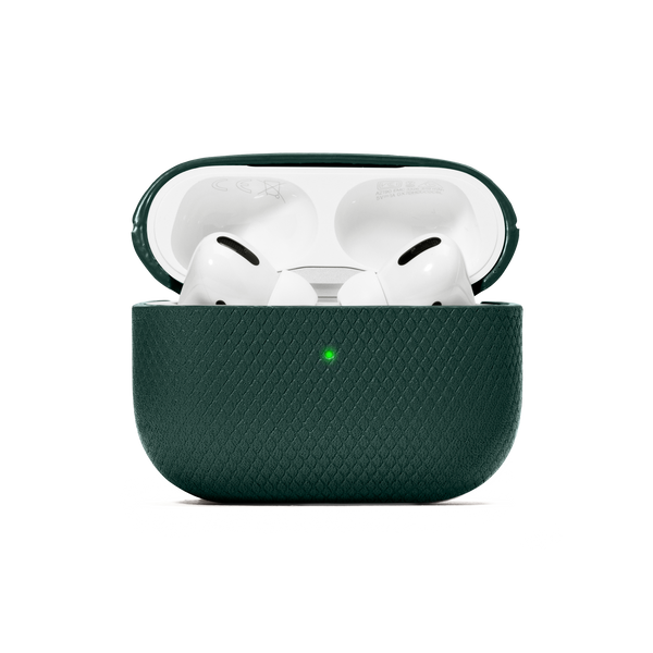 Heritage Case for Airpods Pro - Dark Green