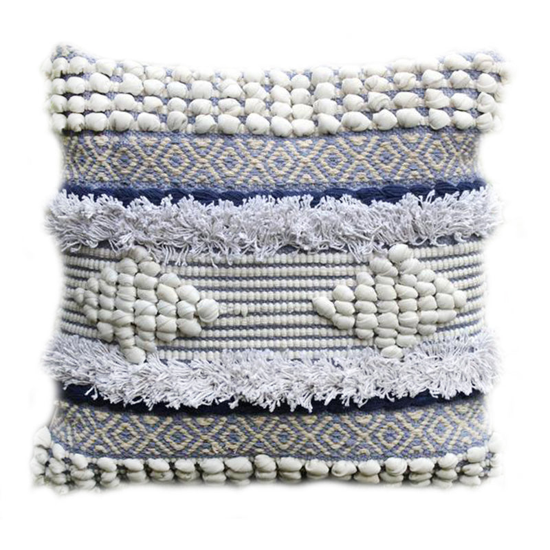 Handwoven Pillow Cover