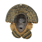 Dan Burnished Wood Mask