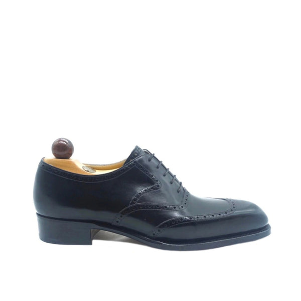 Weymouth Black Calf Oxfords