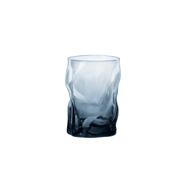 Sorgente Water Glass - Ocean Blue (Set of 3)