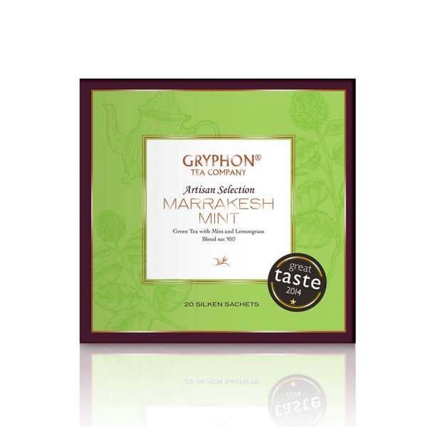Tea Sachet Marakesh Mint 20's