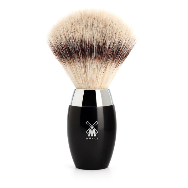 KOSMO Shaving Brush (Resin Black)