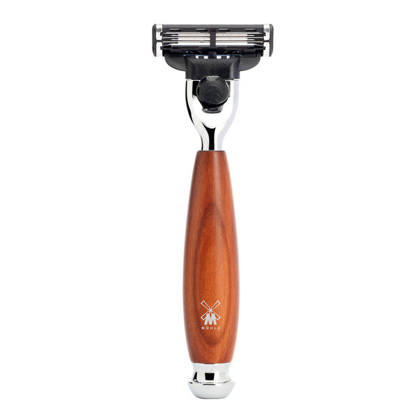 VIVO Razor (Plum Wood/Gillette Mach3)