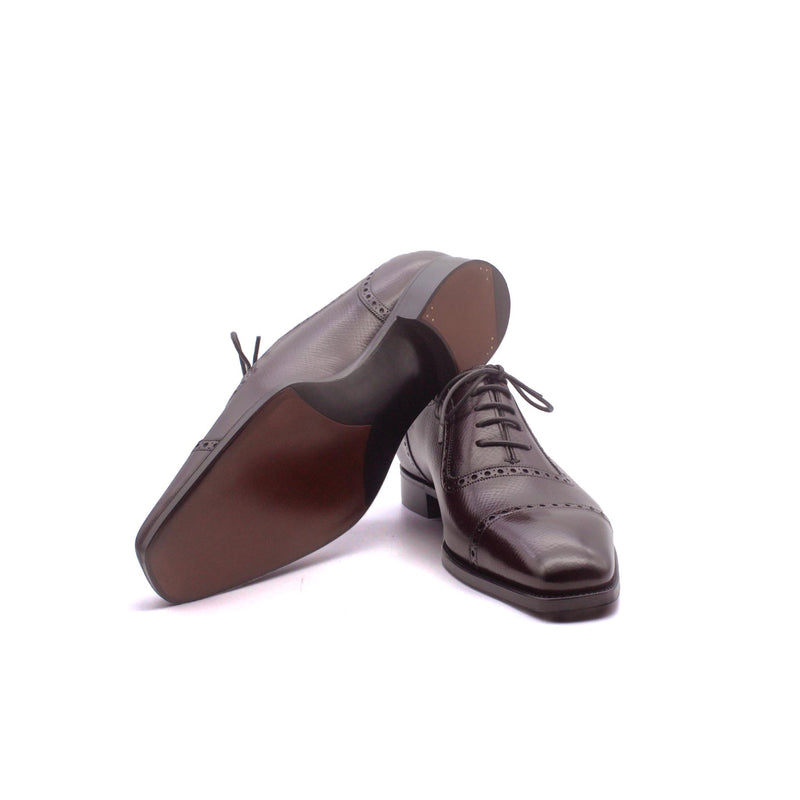 St James II Rioja Hatchgrain Oxfords
