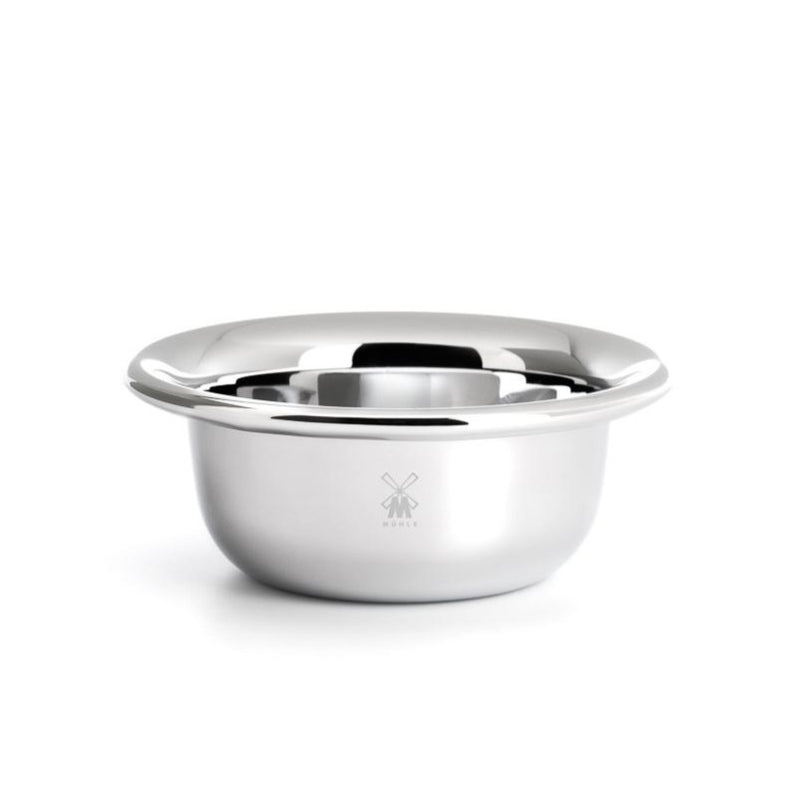 Shaving Bowl (Stainless Steel)