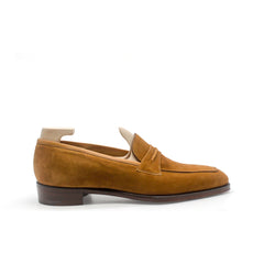 GAZIANO & GIRLING - ST TROPEZ - FOX SUEDE