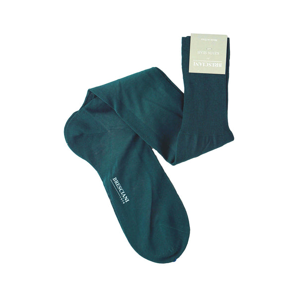 Bresciani for KEVIN SEAH - Over the Calf (Forest Green)
