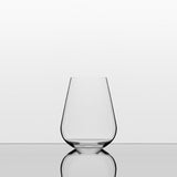 THE STEMLESS WINE AND WATER GLASS