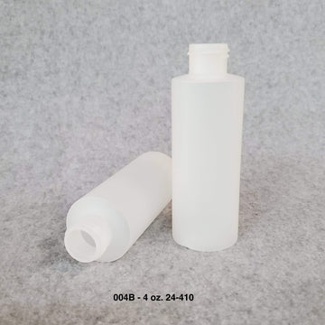 Plastic Bottles 24mm with Cap