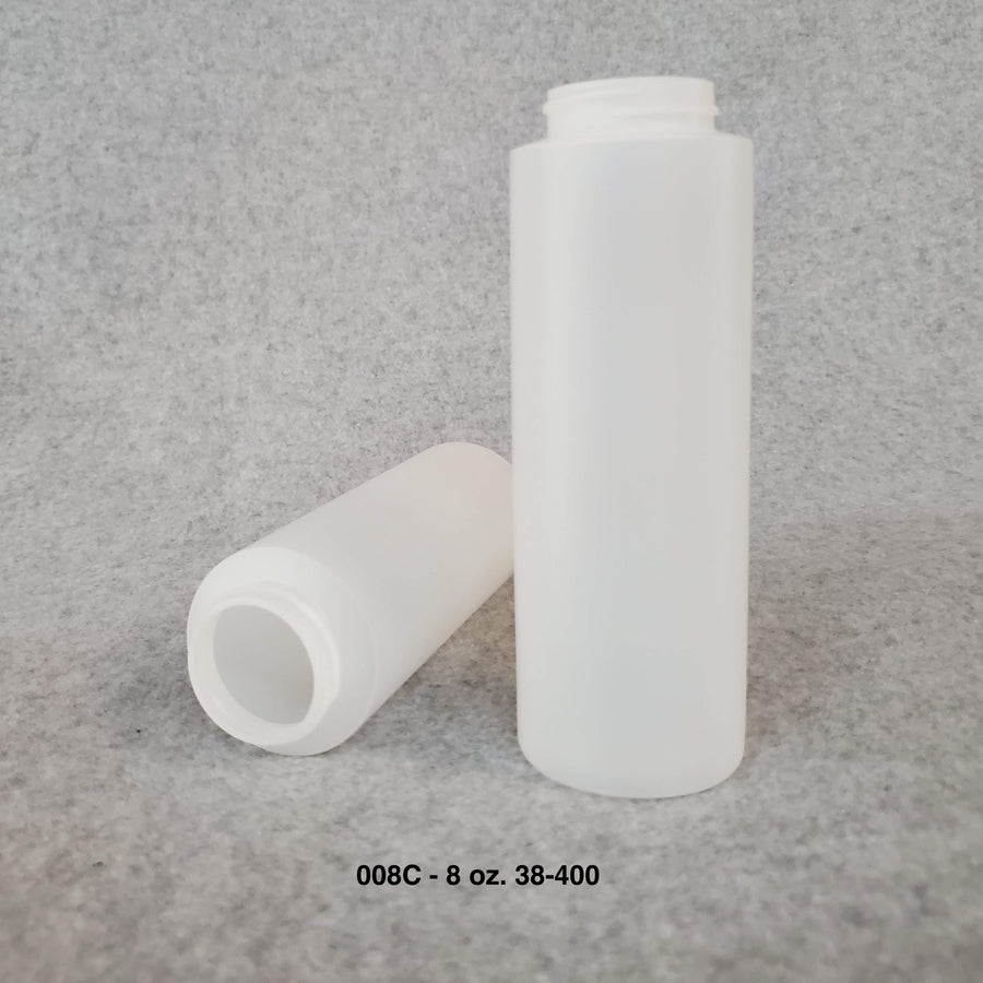 Plastic Bottles 38mm with Cap