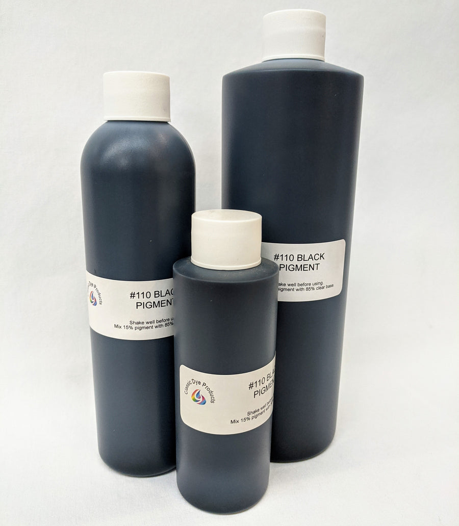 Black - Brown - Blue - Oxide Tinting Pigments