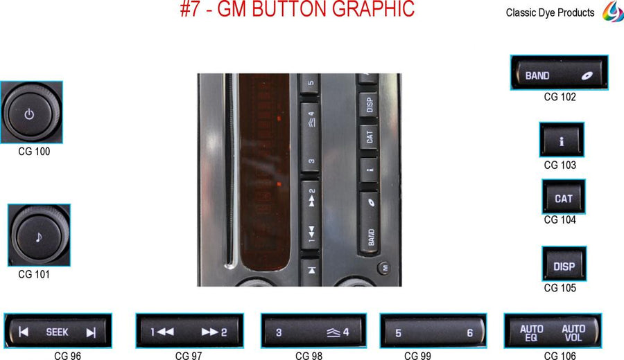 #LAM 7 - GM button graphics