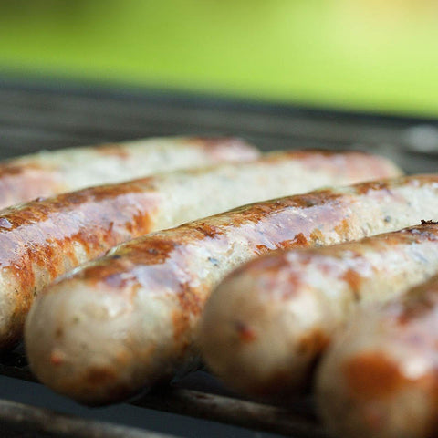 Burgers and Sausages (£1.83)
