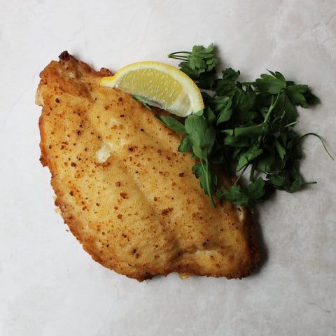 Dusted Yellow-fin Sole Fillets