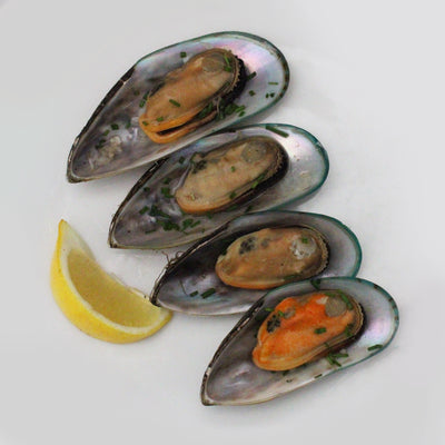 Greenlipped Mussels