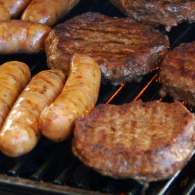 East Sussex Burgers & Sausages Mixed