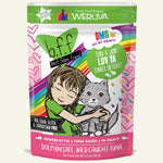Weruva BFF Cat Pouch Tuna & Lamb Luv Ya 3oz 12/cs