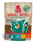 Plato Small Bites Duck Dog Treats 4oz