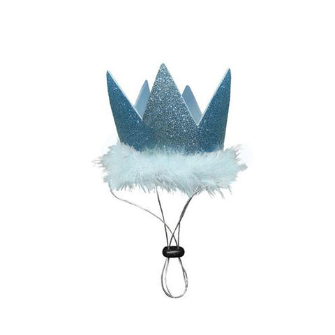 Blue Party Crown - Huxley & Kent