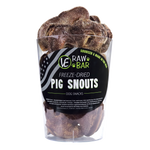 VE RAW BAR Freeze-Dried Pig Snouts