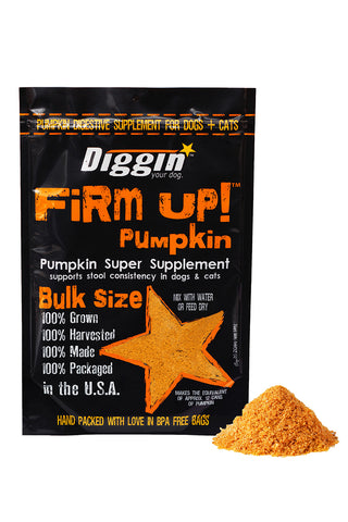 FiRM UP! Original Pumpkin Super Supplement 1 LB Bulk Size