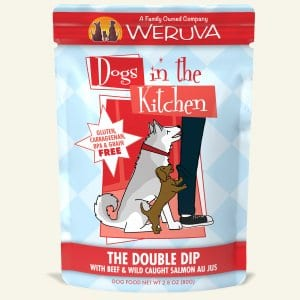 Weruva DITK The Double Dip Dog Food Pouch 2.8oz