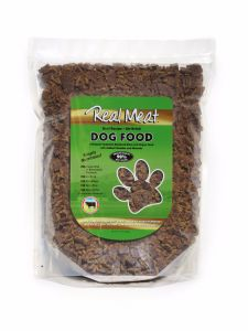 Real Meat Air-Dried Beef Dog Food 10lb