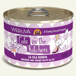 Weruva CITK La Isla Bonita Canned Cat Food 6oz
