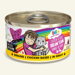 Weruva BFF OMG Chicken & Duck Dream Team Canned Cat Food 5.5 oz
