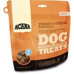 ACANA SINGLES GRAIN FREE LIMITED INGREDIENT DIET TURKEY AND GREENS FORMULA DOG TREATS 3.25oz