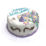 Bubba Rose Unicorn Happy Birthday Cake