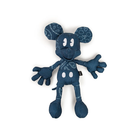 Disney Mickey Bandanna Plush Chew Toy