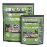 Northwest Naturals Cat Freeze dried Nibbles Chicken 11oz