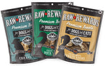 Northwest Naturals Raw Rewards Chicken Neck Freeze Dried Dog & Cats Treats 6 pk