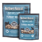 Northwest Naturals Cat Freeze Dried Nibble Turkey 4 oz
