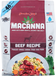 GRANDMA LUCY'S MACANNA BEEF FREEZE DRIED GRAIN FREE DOG FOOD 8lb